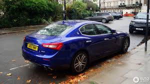 Maserati Ghibli 2013 29 November 2017 Autogespot