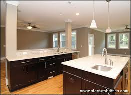 Prep Sinks For Kitchen Islands How Big Should My Kitchen Island Be Kitchen Island Design Tips