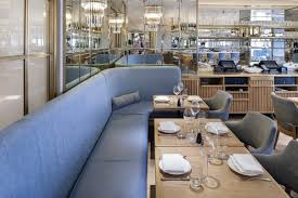 the corner restaurant selfridges london stiff trevillion