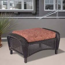 madaga wicker chair replacement cushion garden winds