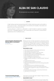 Housekeeping Resume Examples by General Assistant Resume Samples Visualcv Resume Samples Database