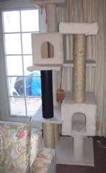 Free Diy Cat Tree Plans by How To Make A Cat Post Cat Tree U0026 Cat House 12 Cat Woodworking