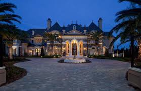 Custom French Country House Plans Showcase Beautiful French Country Chateau Luxury House Plans