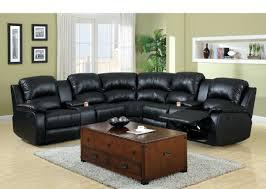 Black Leather Sofa Set Living Room Cheap Leather Sectionals For Inspiring Elegant Living