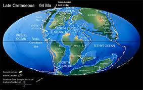 continental drift climate