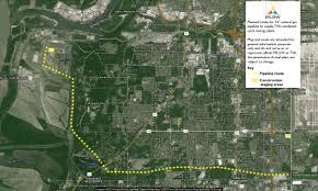 Mlgw Power Outage Map Pipeline Project To Affect Traffic In South Memphis Mlgw Com