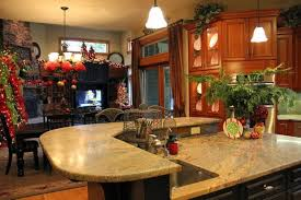 kitchen design overwhelming indoor christmas decorations ideas