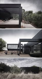 Modern House Exterior by 14 Examples Of Modern Houses With Black Exteriors Contemporist