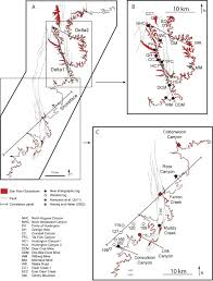 Delta Utah Map by Along Strike Variations In Stratigraphic Architecture Of Shallow