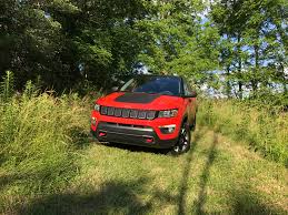 jeep compass 2017 trailhawk 2017 jeep compass trailhawk review