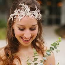 wedding hair with headband the best wedding hair tips for wearing headbands