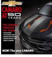 chevy camaro through the years chevrolet celebrates 50 years of the iconic camaro chevrolet