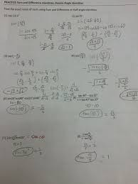 5 3 solving trig equations practice worksheet 1 answers tessshlo