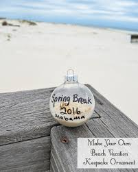 diy vacation keepsake ornament craft