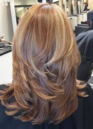 long hairstyles layered part in the middle hairstyle best 25 long layered ideas on pinterest long layered haircuts