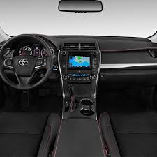 toyota camry dashboard compare the 2017 toyota camry in wausau wi