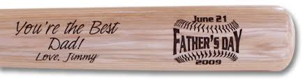 fathers day personalized gifts personalized s day gift baseball bat