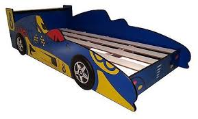 Blue Car Bed Blue Racing Car Bed Kids Race U2013 Discount House Australia