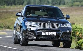 bmw x4 car bmw x4 review the suv that thinks it s a coupe
