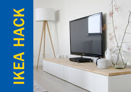 ikea hack besta awesome ikea hack of the week a tv stand that s modern and homey