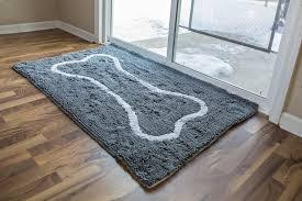 Patio Door Mat Large Grey Bone Absorbent Doormat Shop Now Soggy