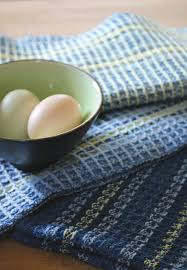 Waffle Weave Kitchen Towels by 4 Shaft Loom Placemats And Kitchen Towels Home Weaving Patterns