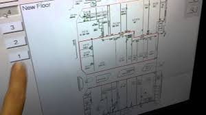 notifier first vision fire alarm annunciator demo youtube