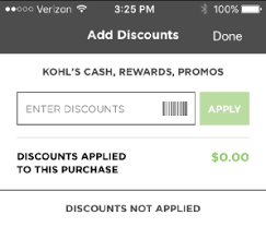 The Duvet Store Coupon Code Entering Promo Codes Kohl U0027s Cash Rewards In Checkout