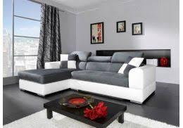 canap d angle blanc et gris canapé d angle achat vente canapés d angles design
