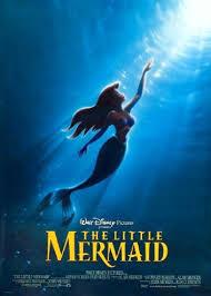 mermaid 1989 free disney movies