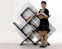 Creative Bookshelf Designs Creative Bookshelf Home Interior Design Ideas