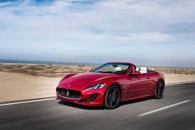 maserati alfieri red maserati announces minor granturismo recall due to faulty door latches