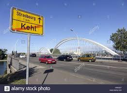 Steinach Baden Rhine Bridge At Kehl Stockfotos U0026 Rhine Bridge At Kehl Bilder Alamy