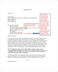 Assist Letter Of Demand Demand Letter Sle 14 Pdf Word Documents Free