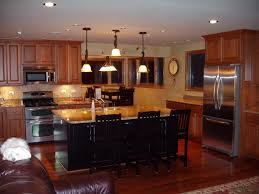 unfinished kitchen island cabinets great maple wooden kitchen