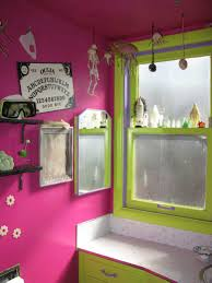 bathroom pink bathroom paint ideas decorated with pink wall and
