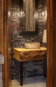 diy bathroom design bello cuarto de baño pequeño baños rustic bathroom