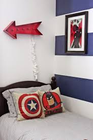 Ideas For Boys Bedrooms by Best 20 Superhero Boys Room Ideas On Pinterest Superhero Room