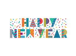 new year sticker happy new year by bret baker dribbble