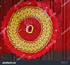 Chinese Wall Fan by Chinese Red Packet Known Ang Pow Stock Photo 95703652 Shutterstock