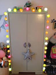 guirlande chambre enfant guirlande lumineuse chambre fille luxe chambre fille deco 7