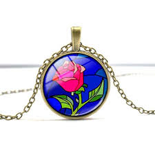 glass necklace images Stained glass necklace trendy tested jpg