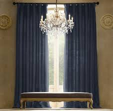 Restoration Hardware Blackout Curtains 638 Best P Sunroom Images On Pinterest Sunroom Chambray And