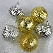 this multi pack of mercury ornaments includes 6 individual