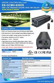 new technology 2 lamps 315w cmh bulb grow light kit de 630w