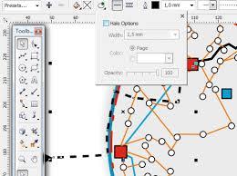 corel designer technical suite 2 color dashed lines with corel designer technical suite