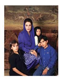 bakhtawar aseefa bilawal and benazir bhutto asif ali zadari