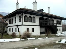 Traditional European Houses Ottoman Building Types In Macedonia