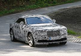 pimped rolls royce rolls royce wraith drophead coupe spied for the first time