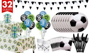 soccer party supplies soccer party supplies party city